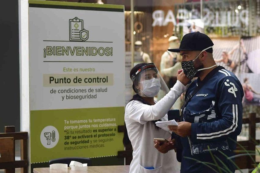 Coronavirus-Colombia