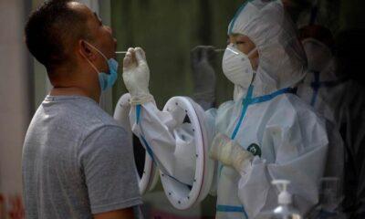 China detecta casos COVID de transmisión local por primera vez en casi dos meses: China nuevos casos covid