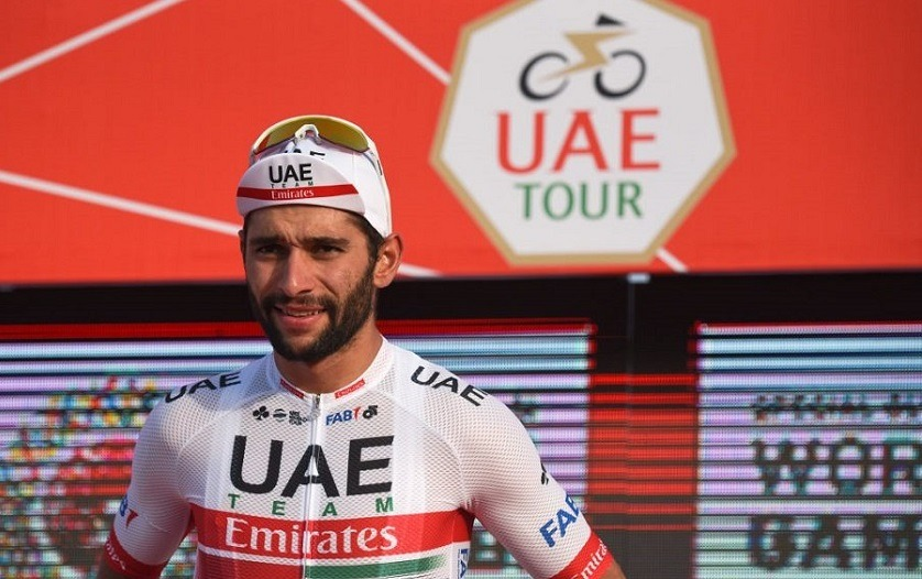 Fernando Gaviria, por positivo COVID, abandona el Giro de Italia