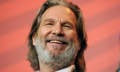 Jeff Bridges anuncia que ha sido diagnosticado con un linfoma