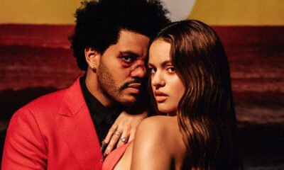 Rosalía y The Weeknd lanzan el remix de 'Blinding lights'