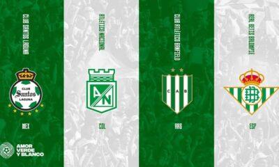 Amor verde y blanco