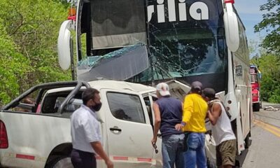 accidente en Ponedera: Brasilia