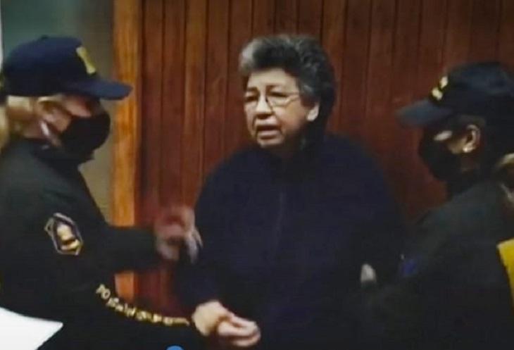"Detenida la monja María Téllez Fajardo, ""Sor Marina"", en Argentina"