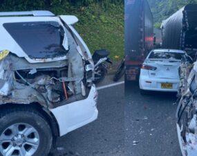Accidente de Jicly Mutis Isaza, alcalde de Puerto Boyacá